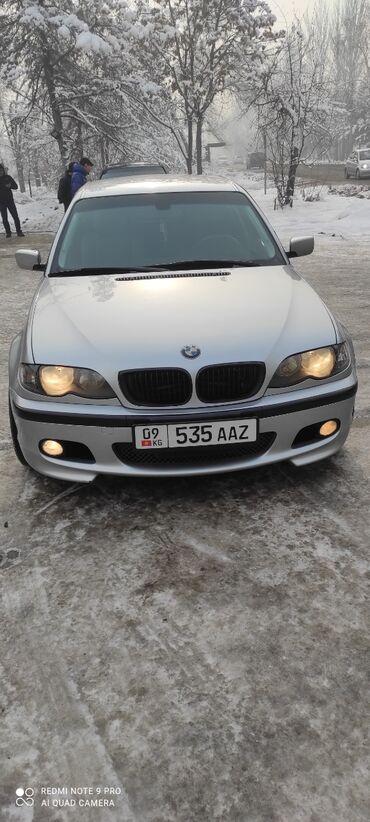 BMW 3 series 2.2 л. 2003 | 200000 км