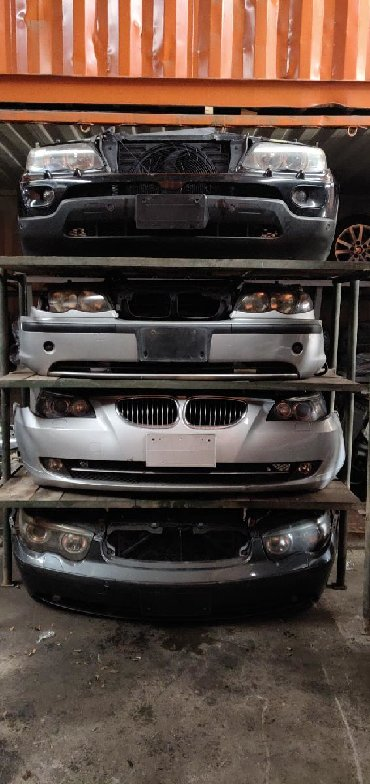 bmw x5 запчасти в Кыргызстан: BMW X5 2006
