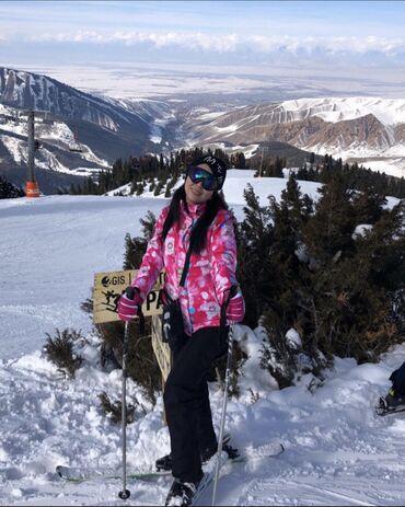brjuki razmer 46 в Кыргызстан: Женский лыжный костюм! Состояние отличное! Почти новый! 46 размер!