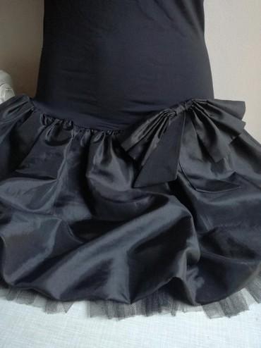 Suknja duzina - Srbija: Haljina prelepaaa,vel:M-L,duzina 73cm,nije puno kratka malo iznad