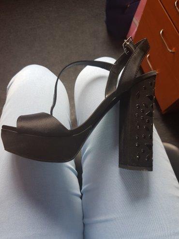 Nove crne prelepe sandale br. 39 - Sid