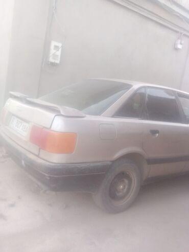 Транспорт - Каныш-Кия: Audi 80 1.8 л. 1987