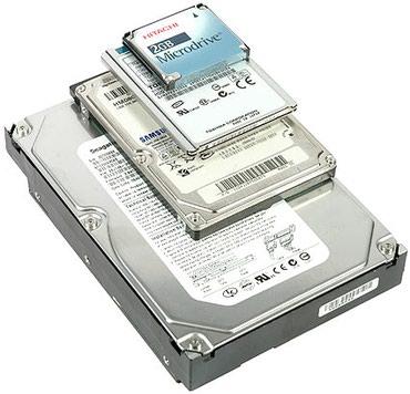 diskler - Azərbaycan: Gencede satilir HDD sert diskler her olcude Zemanetle 100 % keyfiyetli