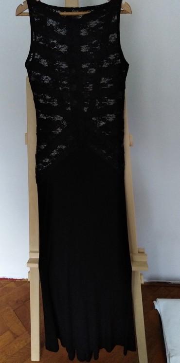 Bela haljina sa cipkom - Srbija: Sve po 1000 sa profila. KikiRiki duga crna haljina, sa cipkom