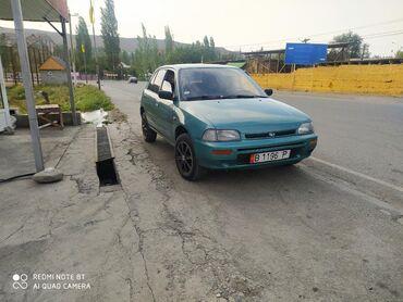 Daihatsu - Кыргызстан: Daihatsu Charade 1.3 л. 1995 | 411473 км