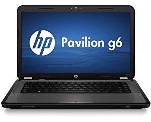 Ноутбук HP Pavilion G6-1156 б/у в Бишкек