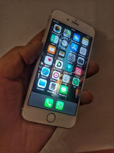 İşlənmiş iPhone 6s 16 GB Qızılı