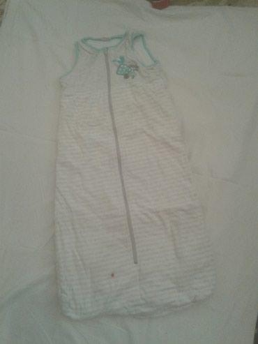 Ostala dečija odeća | Tutin: Vreca za spavanje malo koristena ima samo jednu crvenu fleku od