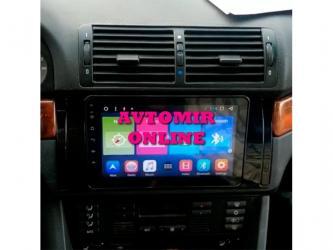 bmw monitor - Azərbaycan: Bmw e39 monitor android bundan başqa hər növ avtomobi̇l