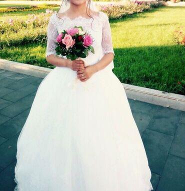Свадебные платья и аксессуары - Бишкек: Продается свадебное платье