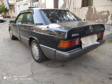 bmw-z3-28-at - Azərbaycan: Mercedes-Benz 190 1.8 l. 1990 | 301000 km