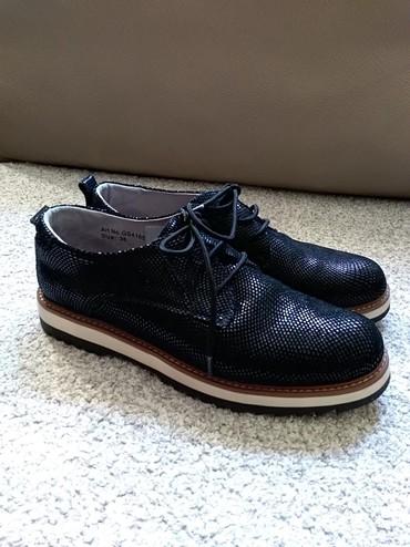 Ženska obuća | Prijepolje: Cipele. Kao nove. Obuvene 2 puta, al meni velike. Vel. 38, ali je malo