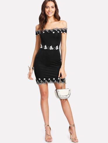 Платье из США, качественное кружево,размер М в Бишкек