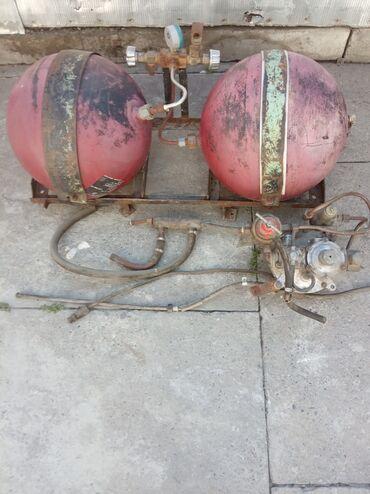 Другое - Токмак: Продаю газ оборудование на лег авто(метан)старый образец в комплекте т