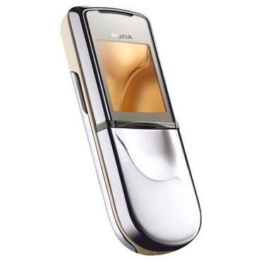 nokia 8800 gold в Азербайджан: Nokia nin bu modellerini Aliram. Nokia 8800 modellerinin akesuarlarini