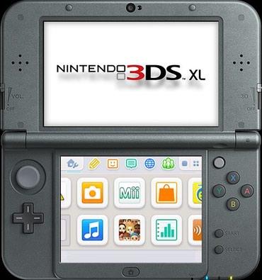 Nintendo 3DS в Кыргызстан: Продаю nintendo new 3ds xl, нинтендо нью 3дс хл! полностью прошитый