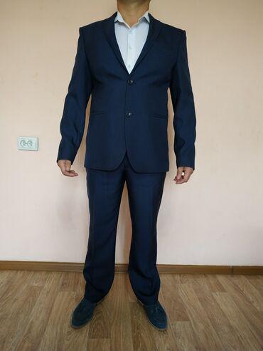 zhenskoe plate 52 razmer в Кыргызстан: Продаю костюм рубашку. Костюм размер:52 рост 176. Брал за 5к дам за 35