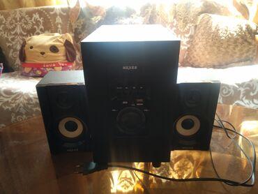 Аудиотехника - Кок-Ой: Динамики и музыкальные центры