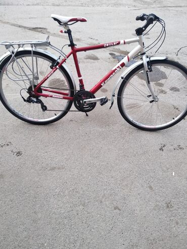 28 velosiped satisi - Azərbaycan: 4 ayin velosipedidi. Çox az sürülüb, dəyişən detalı yoxdu.Tip Şehir