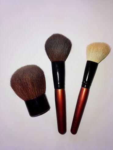 Личные вещи - Новопавловка: Продаю кисточки для макияжа. БУ. Но очень качественные. обращаться по