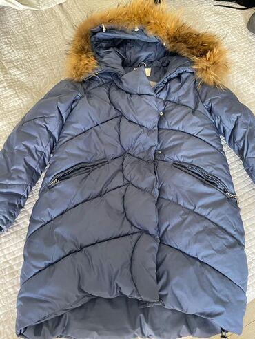 Куртка зимняя в новом состоянии на 140 рост 600сом
