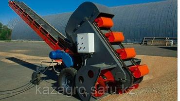 Зерномет, зерно погрузчик КШП 6. Производительность 120тонн в час в Кок-Ой