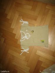 Dečija odeća i obuća - Barajevo: Nove pamucne majice raznih modela vel 0_14 god