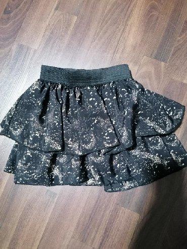 Volan za pc - Srbija: Prelepa suknjica na volan za devojčice, veličina 116 - 6. Suknja je