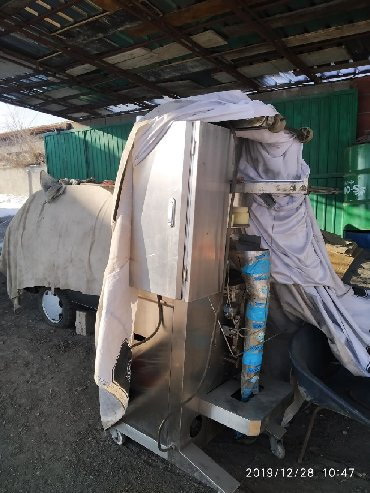 упаковочный в Кыргызстан: Продаю упаковочный станок,можно сахар, крупа,рис,гречка,и.т.д
