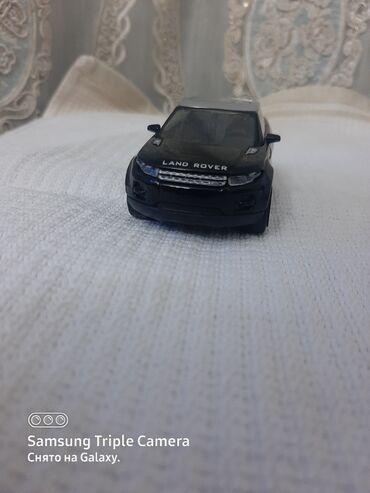 5729 elan   İNCƏSƏNƏT VƏ KOLLEKSIYALAR: Burago 1/43    Land Rover LRX Concept    Dəmirli Korpus, Plastiki