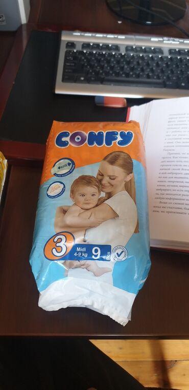 """Детские Подгузники """"CONFY""""  Памперсы фирмы CONFY удобные, мягкие, быст"""