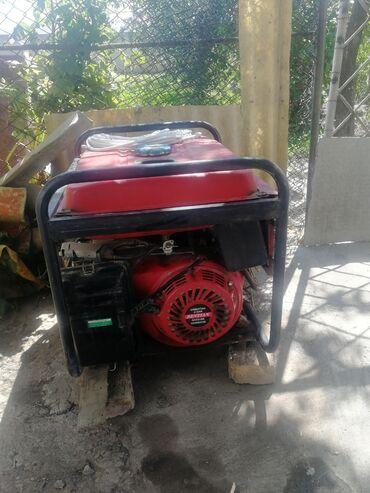 Продаю генератор б/у 1фазный,5.0 Кв, 5,5 кВт