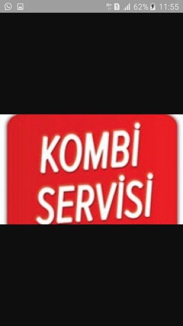 Bakı şəhərində Kombi temiri