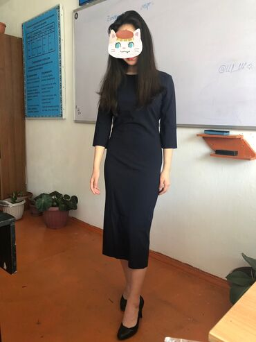 Стильные женские платья для молодых девушек. Размеры 42-44-46-48  5 цв