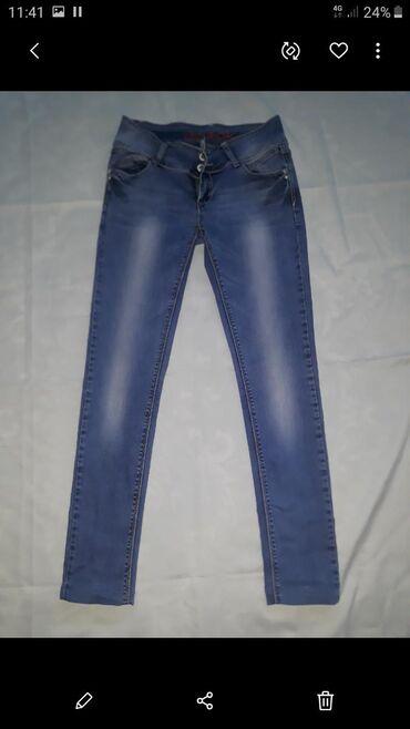 Новые тоненькие джинсы на лето Турция, 27-28размер