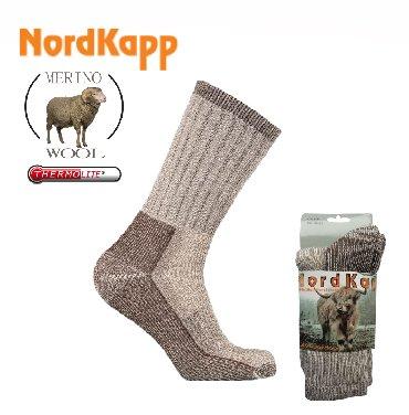 термо носки в Кыргызстан: Термоноски NordKapp от компании AVI-outdoor являются прочными носками