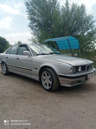 Транспорт - Талас: BMW 520 2 л. 1988