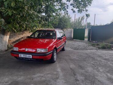 Volkswagen Passat 1.8 л. 1989 | 111111 км