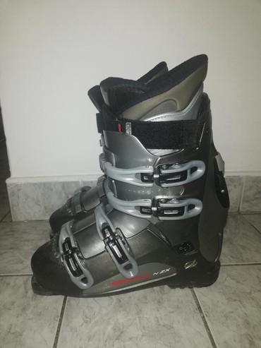 Sport i hobi - Zitorađa: Čizme za skije, vidi se kvalitet, malo korišćene 90 €, a imam i skije