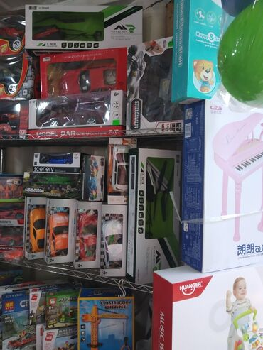 """Бассейны - Бишкек: """"Детский Мир"""" здесь вы найдёте игрушки, бассейны,грушы,вертолеты,игруш"""
