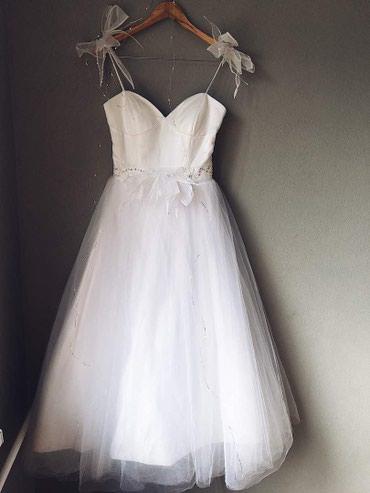 Свадебное Коктейльное платье, в Бишкек