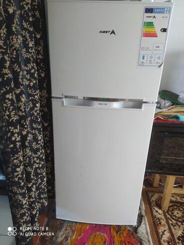 Холодильники в Ак-Джол: Б/у Двухкамерный Белый холодильник Avest