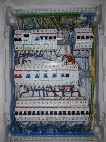 Услуги электрика сантехника ремонт кв под ключ в Бишкек