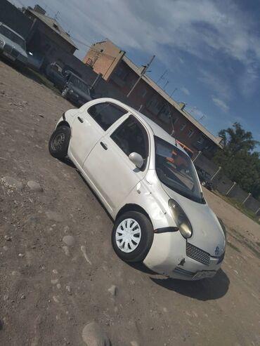 Транспорт - Боконбаево: Nissan 4 1.3 л. 2004