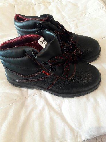 весенние мужские ботинки в Азербайджан: Turkiyenin botunkasi.43 razmerdir.Raboci sabackidi.bele gundeliye