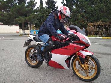 Bakı şəhərində Azərbaycanin ən böyük Motosiklet kursuna ,Məktabinə hər kəsi dəvət edi