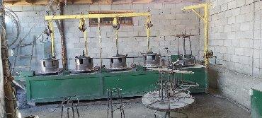 Оборудование для бизнеса в Джалал-Абад: Срочно продается гвоздильный автомат---станок для изготовления