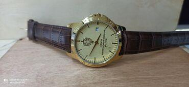 старорусская одежда мужская в Кыргызстан: Золотистые Мужские Наручные часы Casio