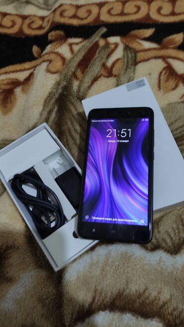 xiaomi redmi note 2 в Азербайджан: Б/у Xiaomi Redmi Note 4X 32 ГБ Черный