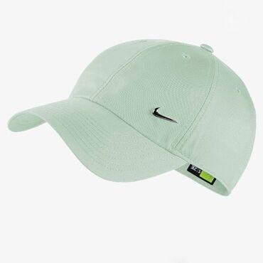 Kacket - Srbija: Mint zeleni Nike kacket ORIGINAL